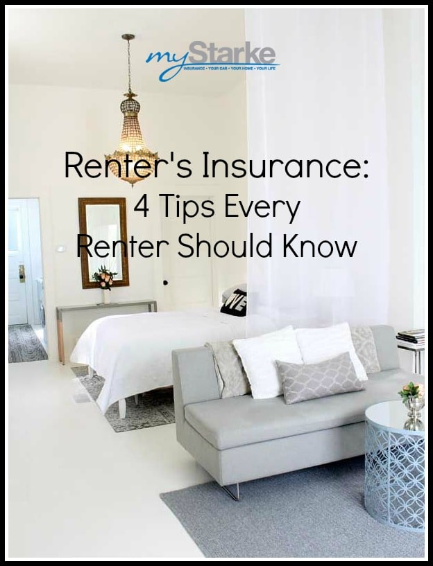 4 Things To Know About Renters Insurance