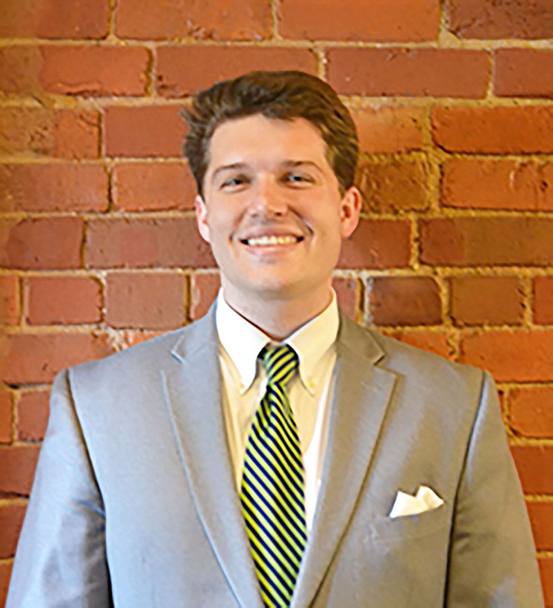 Welcoming New Hire, William H. Van Hooser
